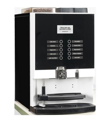 Etna Compact Espresso Koffiemachine Koffie Voor Op Het Werk